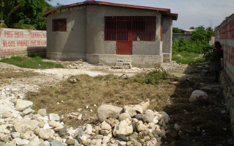Casetta ad Haiti